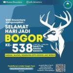Selamat Hari Jadi Bogor ke-538